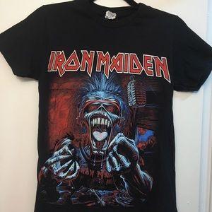 Tops - Iron Maiden shirt